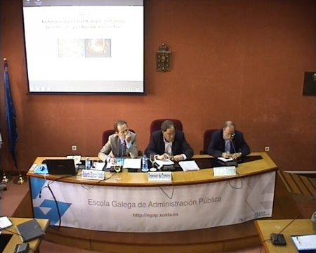 Debate xeral  - Reforma da Constitución, reforma territorial: puntos de encontro.